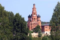 La iglesia ortodoxa Fotos de archivo libres de regalías