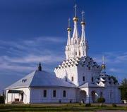 La iglesia ortodoxa Foto de archivo libre de regalías