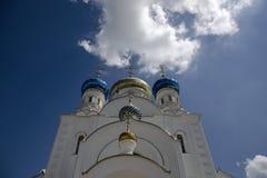 La iglesia ortodoxa Imagen de archivo