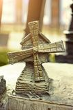 La iglesia ortodoxa Imagen de archivo libre de regalías