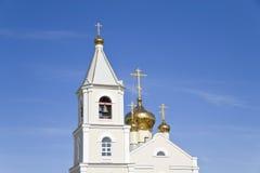 La iglesia ortodoxa, convento Imagen de archivo libre de regalías