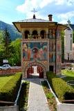 La iglesia ortodoxa en Tusnad, Transilvania Foto de archivo