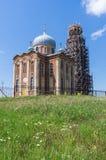 La iglesia ortodoxa vieja imagenes de archivo