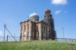La iglesia ortodoxa vieja imágenes de archivo libres de regalías