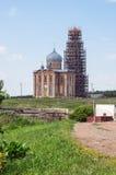 La iglesia ortodoxa vieja fotografía de archivo libre de regalías