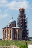 La iglesia ortodoxa vieja foto de archivo