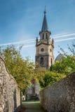 La Iglesia, Ruiloba - Spagna Fotografia Stock