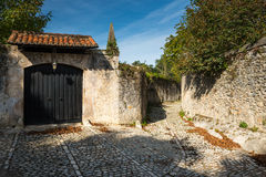La Iglesia, Ruiloba - Spain Stock Image