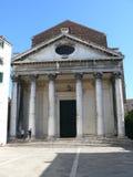 La iglesia veneciana, arquitectura histórica agradable imagen de archivo libre de regalías