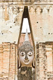La imagen asombrosa de Buddha Imagenes de archivo