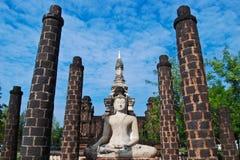 La imagen de Buda en Tailandia Imagen de archivo