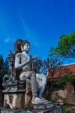La imagen de Buda en Tailandia Fotografía de archivo