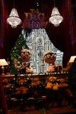 La imagen de Dolce & Gabbana y de Rinascente muestra la Navidad 2018 fotografía de archivo