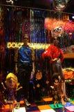 La imagen de Dolce & Gabbana y de Rinascente muestra la Navidad 2018 fotos de archivo