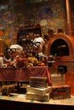 La imagen de Dolce & Gabbana y de Rinascente muestra la Navidad 2018 imagenes de archivo