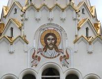 La imagen de Jesus Christ Foto de archivo libre de regalías