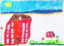 La imagen de los niños Fotos de archivo libres de regalías