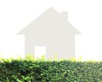 La imagen del concepto de hace su casa Foto de archivo libre de regalías