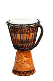 La imagen del tambor africano étnico Foto de archivo