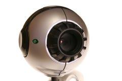 La imagen del webcam Fotos de archivo