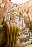 La imagen grande de Buda Foto de archivo libre de regalías