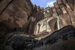 La imagen grande de Buda Foto de archivo