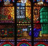 La imagen milagrosa de Maria en Absam Imagen de archivo libre de regalías