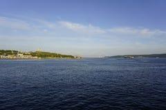 La incursión de Vladivostok Fotografía de archivo libre de regalías