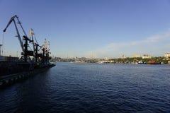 La incursión de Vladivostok Foto de archivo libre de regalías