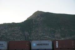 La incursión de Vladivostok Imagen de archivo
