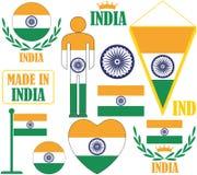 La India Imagenes de archivo