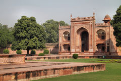 La India: Bebé Taj Fotos de archivo