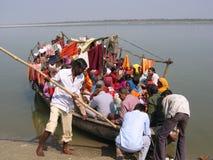 La India colorida Foto de archivo libre de regalías