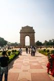 La India en el verano de 2014 Fotografía de archivo