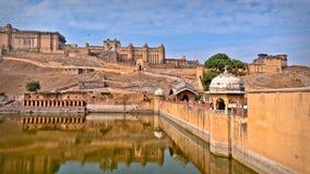La India - fortaleza de Jodphur Fotos de archivo