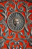 La India, Jodhpur: Símbolo de Maradja Fotografía de archivo libre de regalías