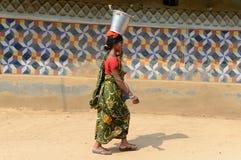 La India rural Imagen de archivo libre de regalías