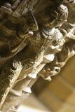 La India, templo jain de Jaisalmer Imagen de archivo libre de regalías