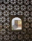 La India - visión desde el harem Imágenes de archivo libres de regalías