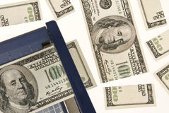 La inflación arregla el poder adquisitivo de Money's Fotos de archivo
