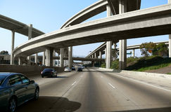 LA Interchange Royalty Free Stock Images