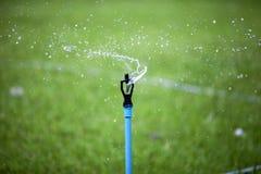 La inyección del agua Imagen de archivo libre de regalías