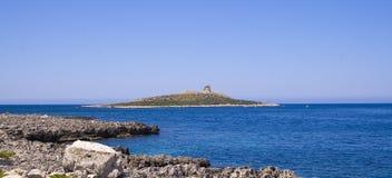 La isla Imagenes de archivo