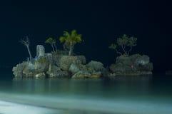 La isla Fotografía de archivo