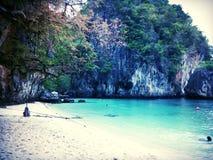 La isla Fotos de archivo libres de regalías