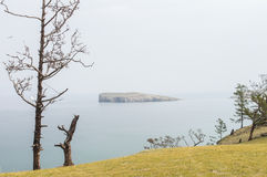 La isla Imagen de archivo libre de regalías