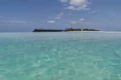 La isla Foto de archivo