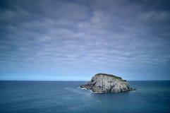 La isla Fotos de archivo