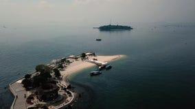 La isla de Kelor almacen de metraje de vídeo