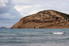 La isla de Rodas Grecia Imagen de archivo
